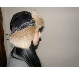 Жіночі хутряні шапки купити. Жіночий головний убір. - Товари - Укрбізнес 1a73a5167c491