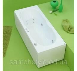 Прямокутна акрилова ванна Fibrex Talia 1700х700х580 мм