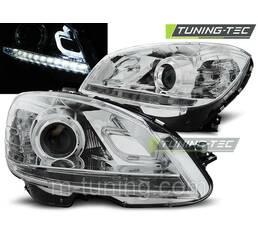 Фари, тюнинг оптика Mercedes - Benz W204