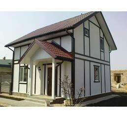 Дом 64,5 м.кв. 2 этажа. Размер дома 6,2 на 5,2м. Дом, быстровозводимый, теплый и энергоэффектовный, комфортный и прочный.