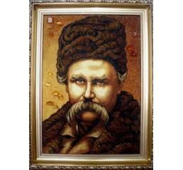 Портрет из янтаря