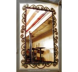 Ковані дзеркала. Незвичайні вироби для дому