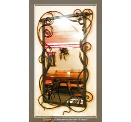 Ковані дзеркала. Сучасна ковка