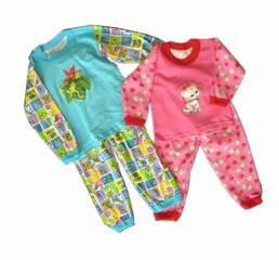 Дитячі піжами оптом. Піжама аплікація інтерлок a1d3d180971b8
