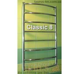 Полотенцесушитель новинка Classic 8 /450 высота 850 мм для  ванной  комнаты.