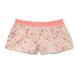 Шорты пижамные женские XL/коралловый
