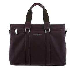 Чоловіча сумка-планшет Giorgio Armani 22032-1 Колір: бордовий