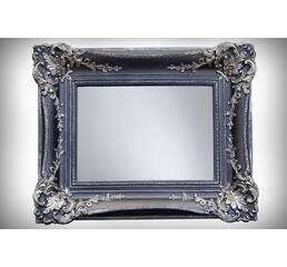 Зеркало в декоративной раме из гипса