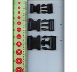 Пряжка-фастекс, 40 мм