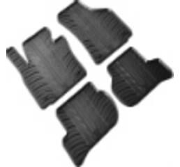 Резиновые коврики GledRing SEAT Leon 2005-2013/Cupra (T) 4 pcs+fixing GR 0311