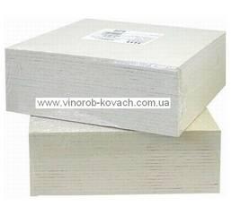 Фільтр-картон для тонкого очищення вина S 20 N, 20x20