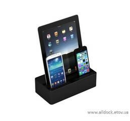 Док-станция для телефонов, смартфонов и планшетов All-Dock, цвет - черный, Размер -S