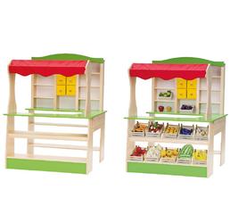 """Ігровий комплект меблів для дитячого садка """"Магазин"""""""