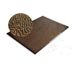 Грязезещитные  килимки серії Ламбет.  Avial Полипропиленовый грязезещитный  килимок 150*120, коричневий.
