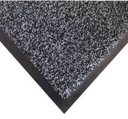 Грязезещитные коврики нейлоновые серии Бронкс.  Avial Нейлоновый грязезащитный коврик. 60*90 серый. 1022509