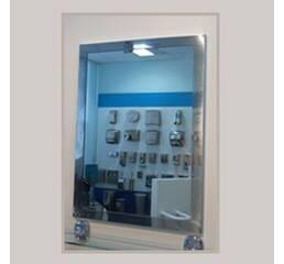 Зеркала  Avial Зеркало со стальной рамкой. S-503СS.