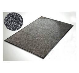 Грязезещитные  килимки серії Ламбет.  Avial Полипропиленовый грязезещитный  килимок 60*90, сірий.