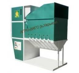 Зерноочистительная машина (зерновой сепаратор) ИСМ-40