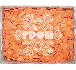 Заморожені овочі - морква кільце