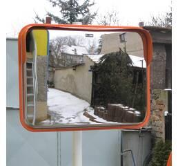 Сталеве дзеркало безпеки Steel 600*800