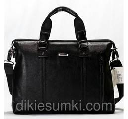 Чоловічий портфель Fendi чорний