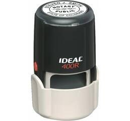 Оснастка для круглой печати автоматическая диаметр 40 мм Ideal 400R
