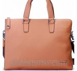 Чоловіча сумка портфель Kabinias бежевий