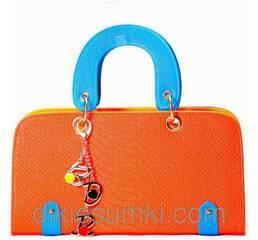 Женская сумка BATTY  оранжевая
