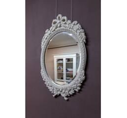 Мебель Зеркало MOKO VICENZA - белый мрамор