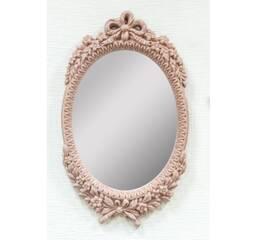 Мебель Зеркало MOKO VICENZA - розовый хрусталь