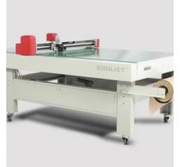 Різальний струминний плоттер планшетного типу SINAJET FG1509