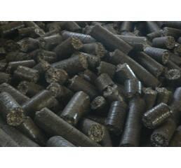 Торф'яні гранули (пелети)