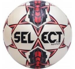 М'яч для футболу Select Match (новий дизайн)