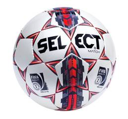 М'яч для футболу Select Match FIFA (новий дизайн)
