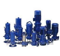 Насоси для забруднених рідин Hydro - Vacuum