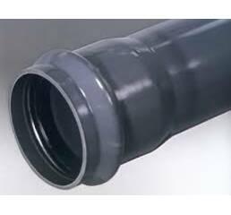 Трубы ПВХ для напорного водопровода, канализации