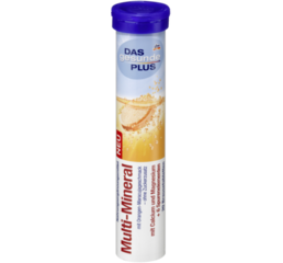 Биологически активные таблетки Мультиминералы с комплексом 4 минералов и 6 микроэлементов 20 шт