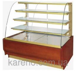 Холодильна кондитерська вітрина Cold C-09 Gn