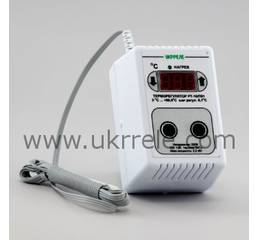 Терморегулятор для инкубатора цифровой (10А/2кВт) РТУ-10/П-NTC-Ш