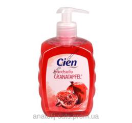 Жидкое крем-мыло с экстрактом граната Cien Flüssige Handseife Früchte Granatapfel 500 мл