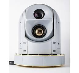 Гиростабилизированная платформа с тепловизором и дневной камерой для БПЛА