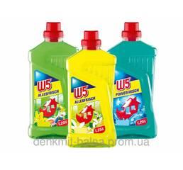 Средство для мытья полов с цветочным ароматом  W5 Blütenfrisch 1250 мл