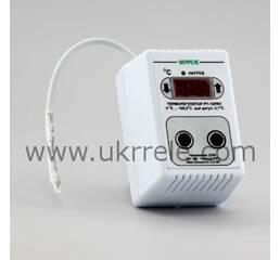 Терморегулятор для ИК-панелей (обогревателей) РТУ-10/П-NTC-К (10А/2кВт)