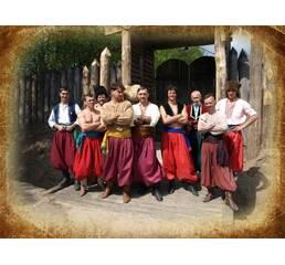 Екскурсія на Хортицю + Театр козацького бою