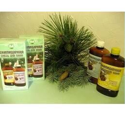 Желтый раствор-250 (Раствор для оздоровительных скипидарных ванн)