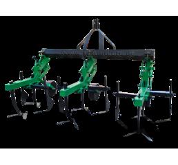 Культиватор для мини-трактора КМО-2,1 междурядной обработки с окучниками