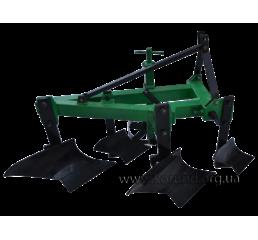 Плуг для мини-трактора ПЛН-2-25 с предплужником