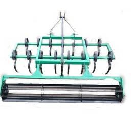 Культиватор пружинный для мини-тракторов ПК-1,4 с грудобоем