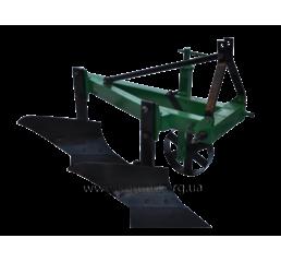 Плуг для мини-трактора ПЛН-2-25 двухкорпусный