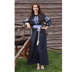 Сукня з вишивкою модель П16/10-293